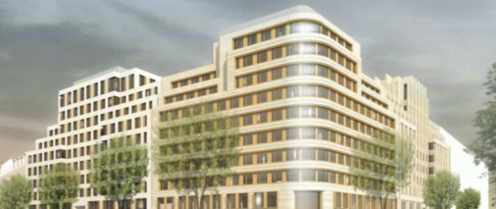 Neubau Quartier Bundesallee